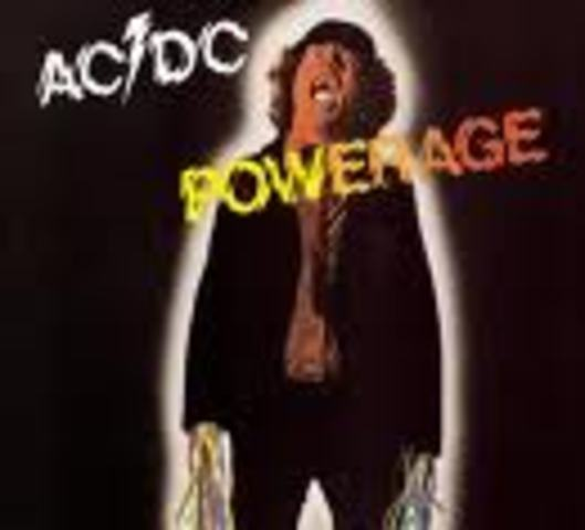 5th album (powerage)