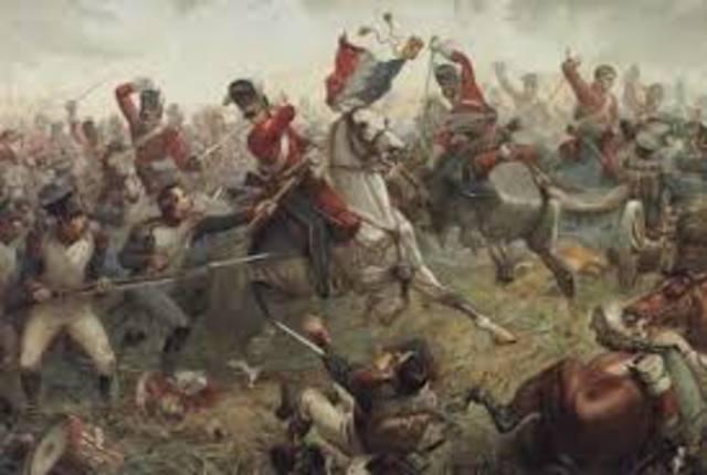 Comienzo de la guerra de la Independencia