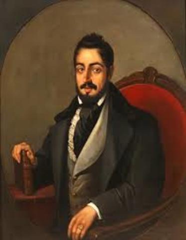 Nacimiento de Mariano José de Larra
