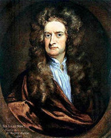 Teoria de la gravitacion de Newton