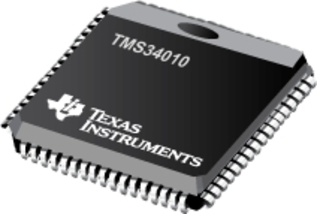 The TMS34010