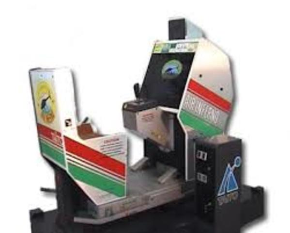 Namco System 21 and Taito Air System