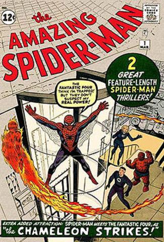 Amazing Spider-Man#1