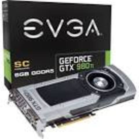Graphics Cards Today: The GeForce GTX 980 Ti