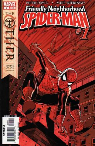 Friendly Neighborhood Spider-Man#1