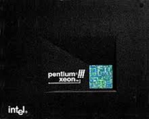 1999: El Intel Pentium III Xeon