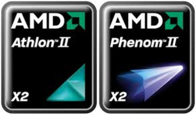2008: Los AMD Phenom II y Athlon II