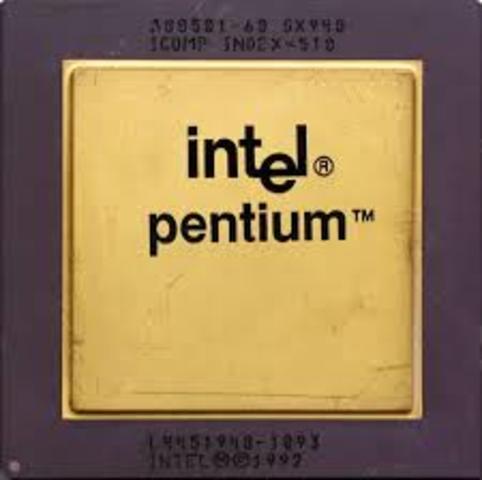1993: El Intel Pentium