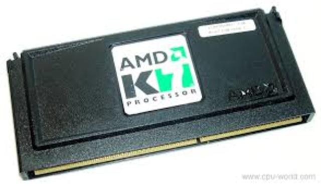 1999: El AMD Athlon K7