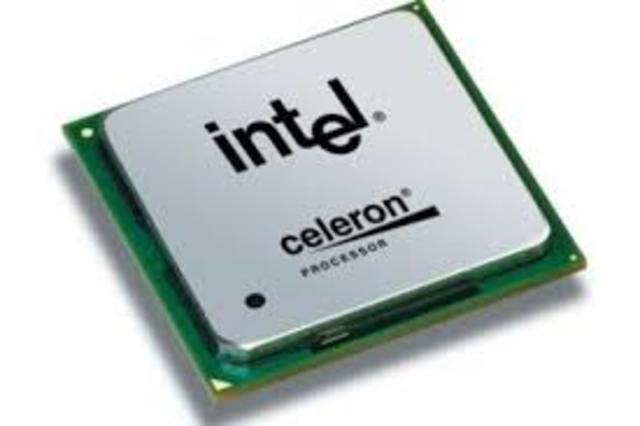 1999: El Intel Celeron
