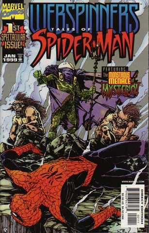 Webspinners Tales of Spider-Man#1