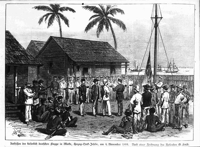 Imperialism In Papa New Guinea