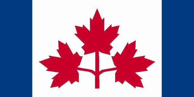 Great Canadian Flag Debate Begins