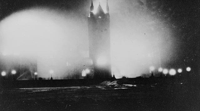 Failed Bomb Threat On Parliament Hill