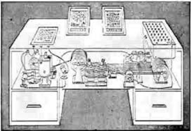 Propuesta Maquina MEMEX