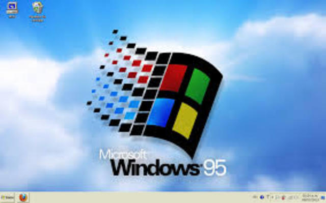 1995 WINDOWS 95