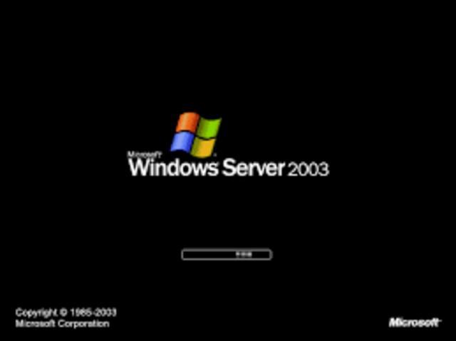 2003 WINDOWS 2003  SERVER