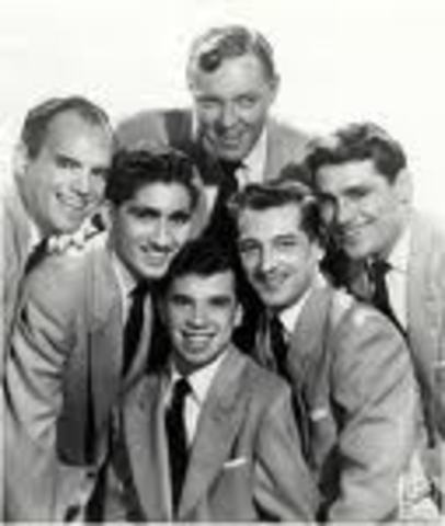 Billy Haley and his comets