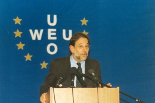 Western European Union (WEU) established