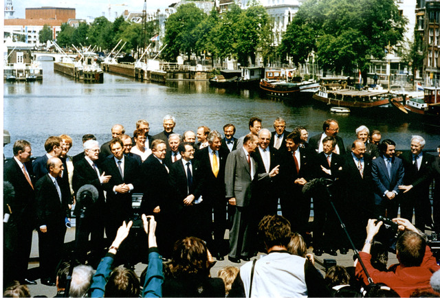 Amsterdam treaty came into force