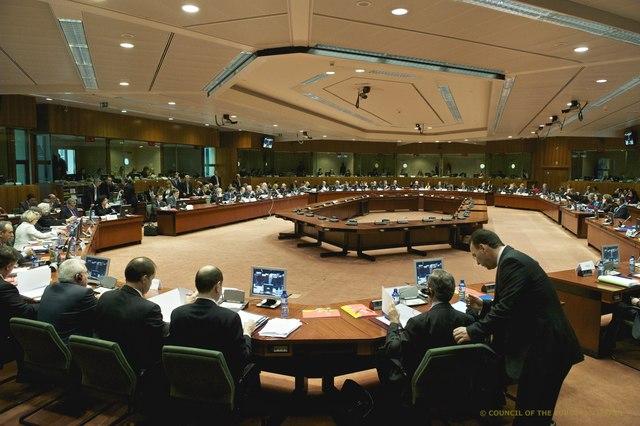 council of EU