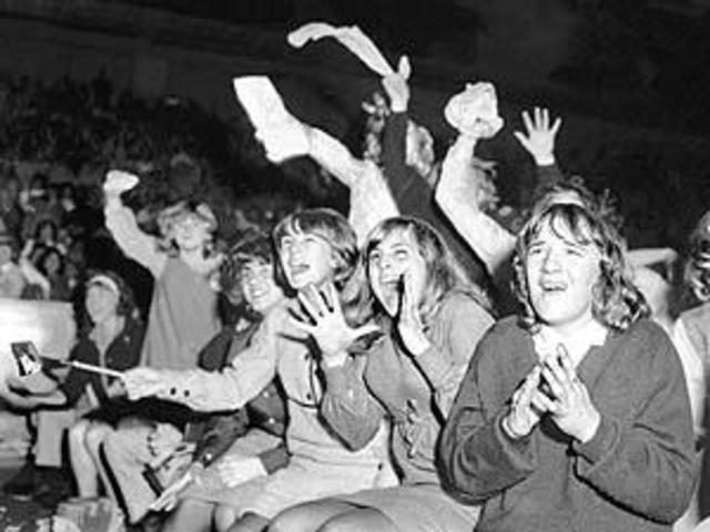 Beatlemania Ensues