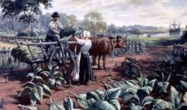 Good Times in VA - Here comes Tobacco