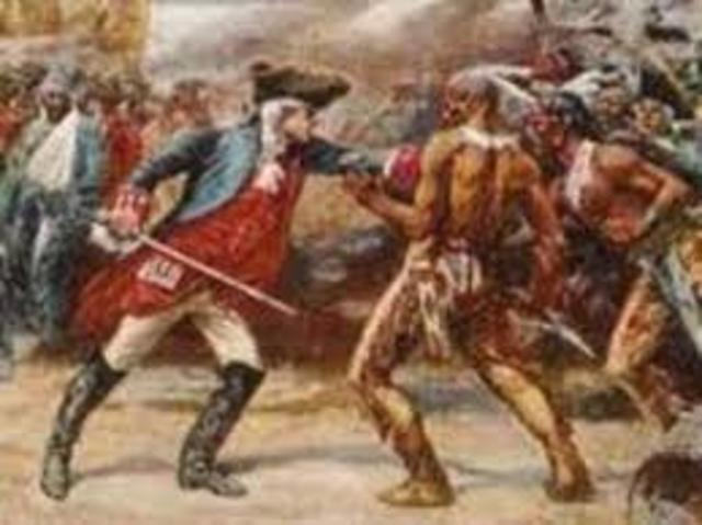 Bad Times for the Colony of Georgia - Yamassee War (1715-1716)
