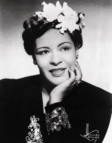 "Billy Holiday releases ""Strange Fruit"""