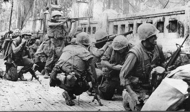"""The same year as the Tet Offensive and the top year for the draft, Credence Clearwater Revival releases """"Fortunate Son"""""""