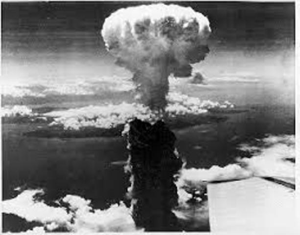 Atomic Bomb Droppings