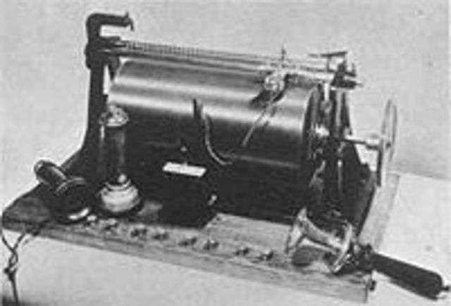 telegráfono, Valdemar Poulsen