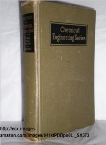 Primer libro de Operaciones Unitarias