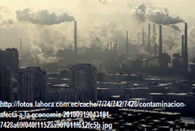 Indicios de problemas ambientales