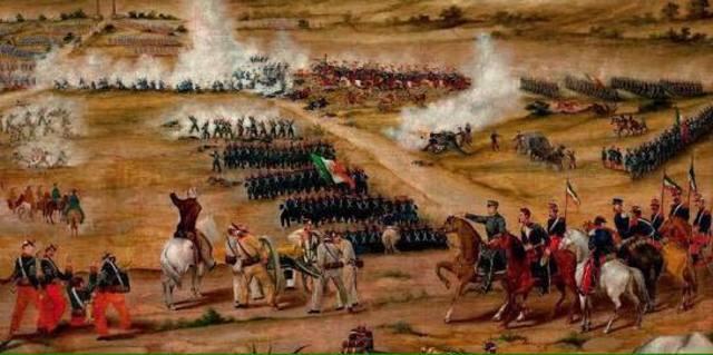 Batalla de Puebla.