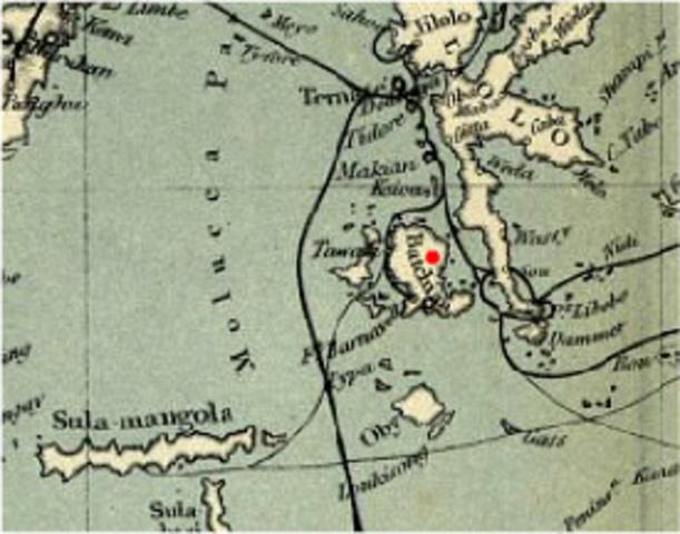 Bacan Islands