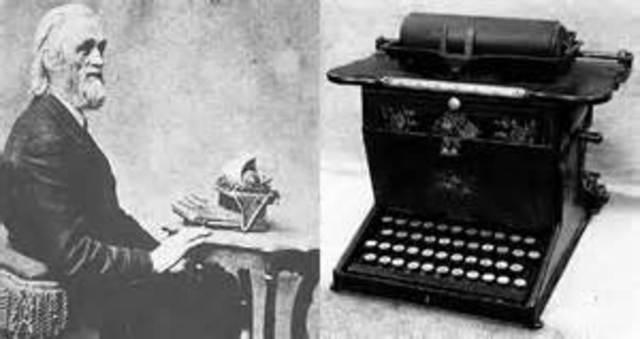 Máquinas de escribir mucho más practicas