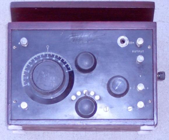 oldest radio