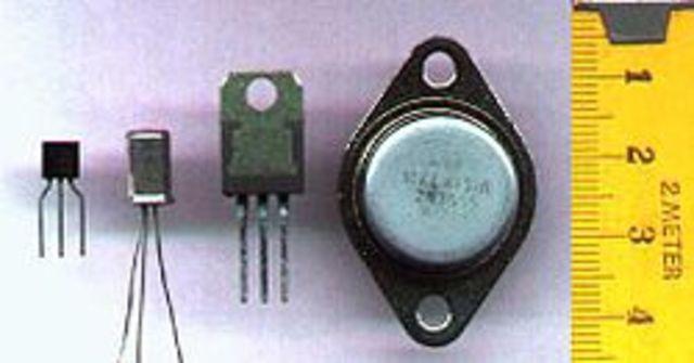 Transistores (1957-1963)