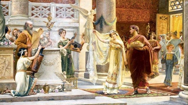 Antigua Grecia -Roma
