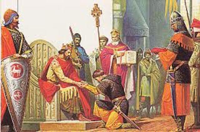 Feudalismo 3500 A.C