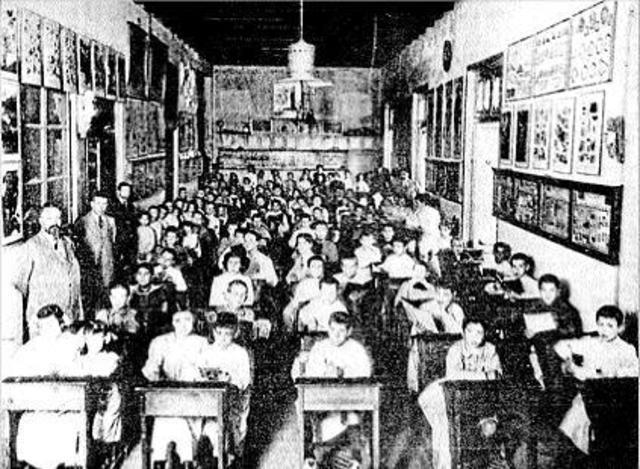 Educación Postmoderna Siglo XX-XXI