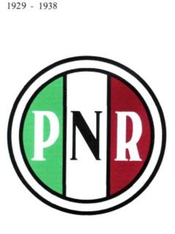 Se crea el partido PNR, partido anterior a PRI