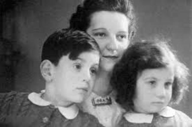 Oskar Schindler's family life