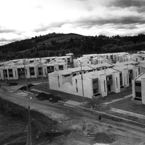 Inicia Construccion Barrio Minuto de Dios.