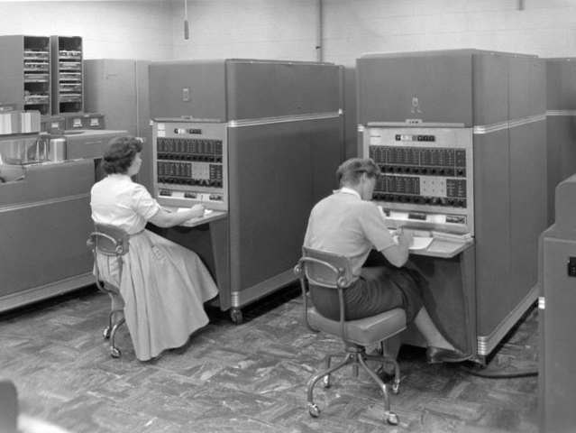 Segunda generación de la computadoras