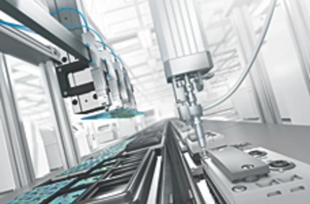 Fábrica Digital y comisionamiento Virtual