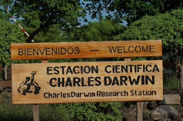 Research station established in the Galápagos Islands