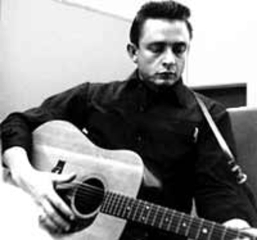 """Johnny Cash releases  """"I Walk the Line"""""""