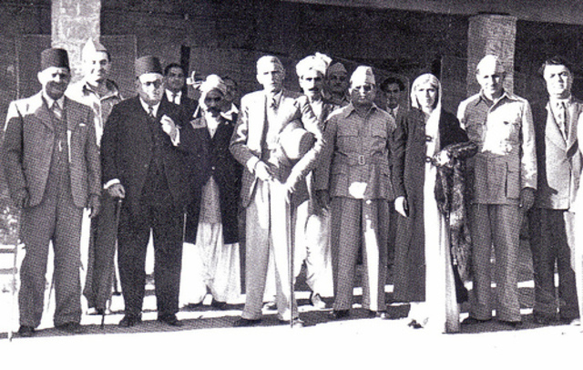The formation of Muslim League